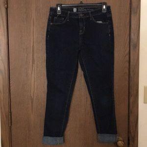Mossimo Premium Denim Jeans Size 2 Short